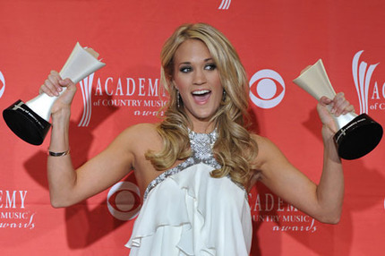 Carrie Underwood på ACM
