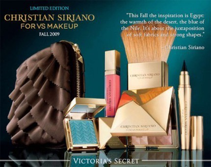 Christian Siriano for VS Makeup.