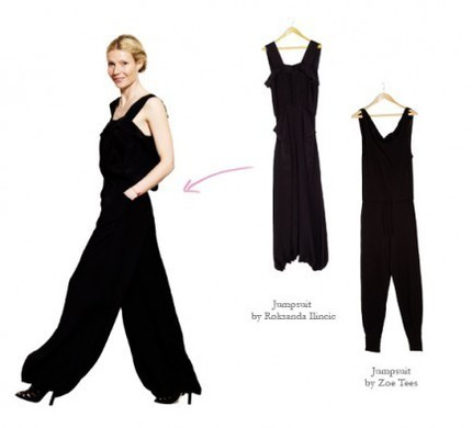 Look 5: Jumpsuit.