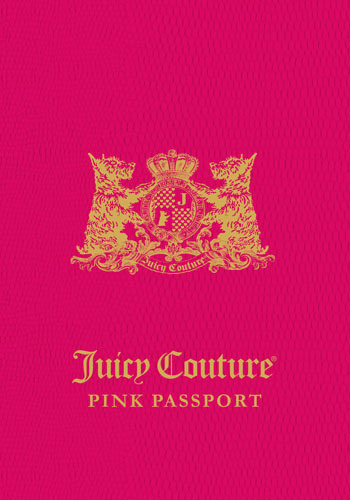Rosa pass från Juicy Couture!