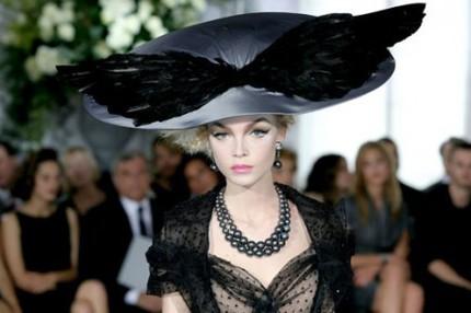 BILDSPEL: Christian Dior Haute Couture, A/W 2009