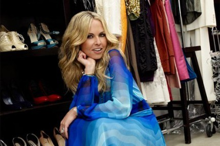 "Rachel Zoe lanserar ""The Zoe Report""."