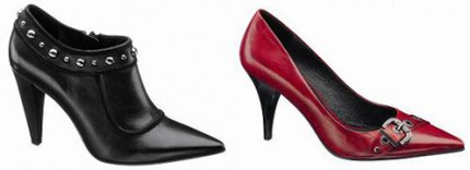 Cindy Crawford Collection by 5th Avenue finns att köpa hos Deichmann.