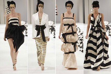 By Malene Birger Couture S/S 2010.