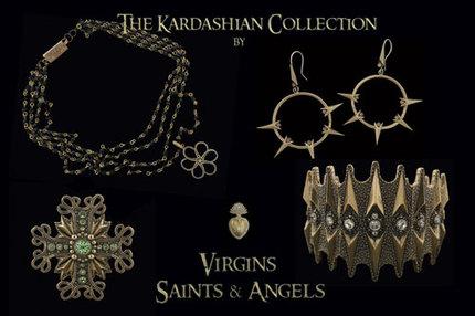 Systrarna Kardashians smycken.