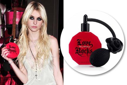 Taylor Momsen lanserar rockig parfym