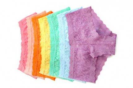 Hanky Panky Summer Colors 2010.