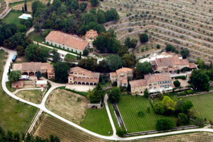 Chateau Miraval.
