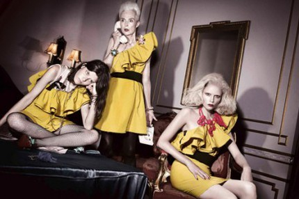 BILDSPEL + VIDEO: Lanvin for H&M