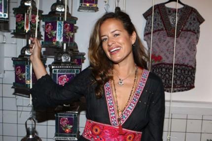 Jade Jagger designar mer för Indiska