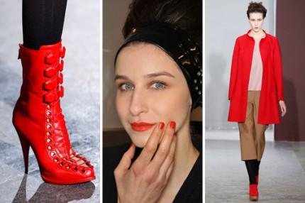 Huldas 5 tips hur du kan bära rött