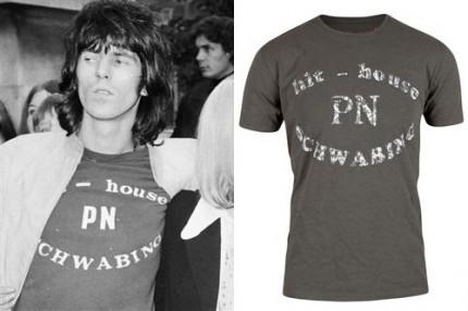 """T-shirt från Dressman-kollektionen """"As Worn by The Rolling Stones"""". 81923485729aa"""