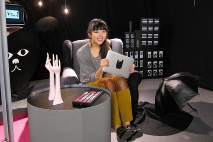 Monki Television med Style Bubble