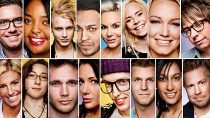 Big Brother 2011, vem är din favorit?