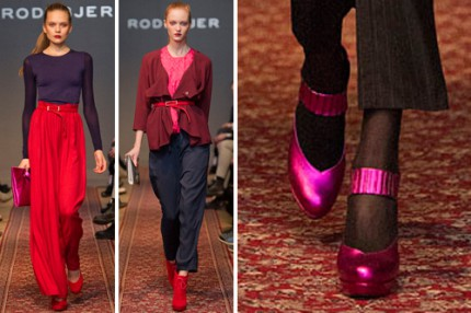Rodebjer, A/W 2011.