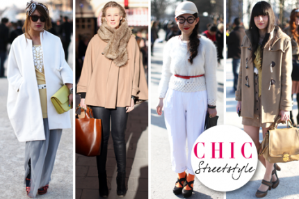 CHIC Streetstyle, nr 9-2011 (i butik 21 april–4 maj).
