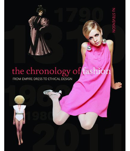 """The Chronology of Fashion - From Empire Dress to Ethical Design"""