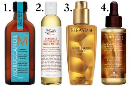 vilken hårolja är bäst