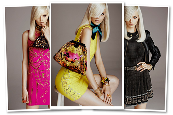 Versace for H&M, A/W 2011.