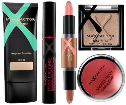 Max Factor-smink, Altewai.Saome, A/W 2012.