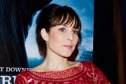 Noomi Rapace inviger Mercedes-Benz Fashion Week