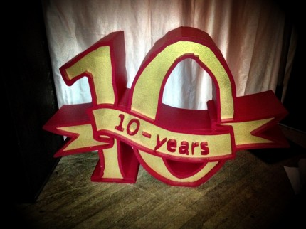 Odd Molly firar 10 år i år.