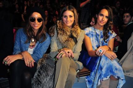 BILDSPEL: Front Row på New York Fashion Week
