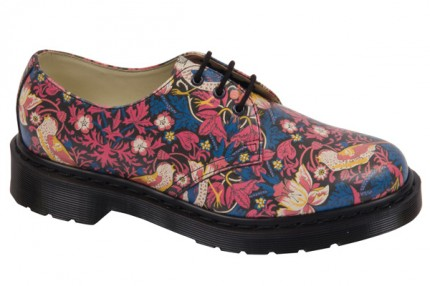 Liberty London For Dr. Martens Floral Prints.