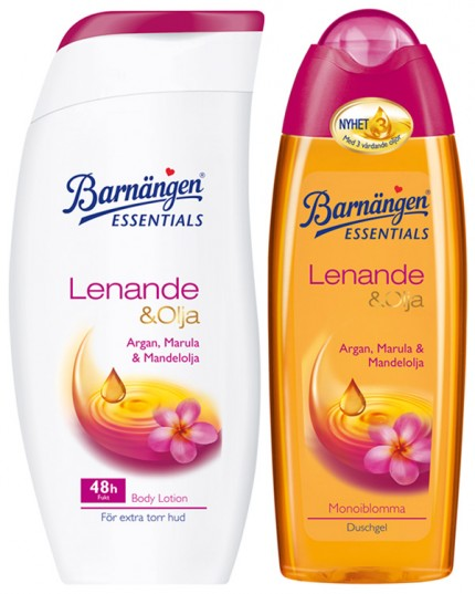 Lenande & olja