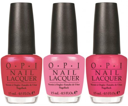 """The Color Of Minnie"", ""If You Moust You Moust"", ""I'm All Ears"" från OPI."
