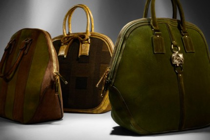 Burberry Orchard bag, A/W 2012.