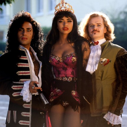 Gammal odaterad bild på Army of Lovers.