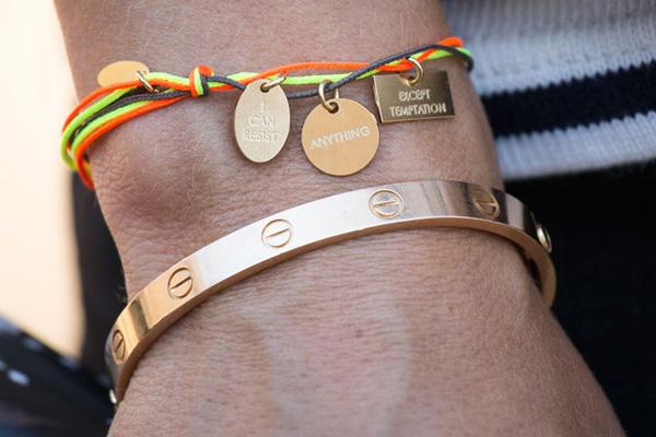 cartier love bracelet kopia
