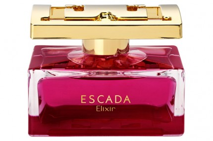 Vinn parfymen Especially Escada Elixir!
