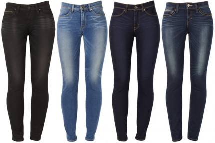 Jeans för feminina former. Levi s Revel finns i flera olika modeller 29728aa60b96d