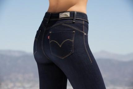 Snygg jeansrumpa med nya Levi s Revel jeans  7ad82e2ab13a6