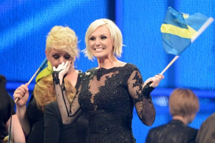 Sanna Nielsen gick enkelt till final i Eurovistion Song Contest 2014.