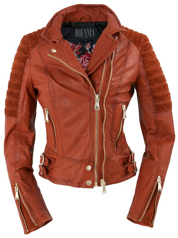 da185d9b Bloggaren Caroline Roxy designar skinnjacka för Jofama   Baaam