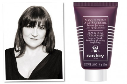 Hedvig von Mentzer gillar Sisley Black Rose Cream Mask, 1 055 kr/60 ml.