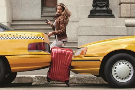 Tips! Ett lätt och tåligt bagage kan vara bra att investera i. Foto: Samsonite