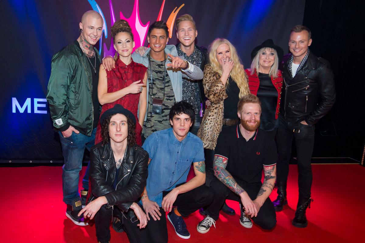Melodifestivalen Deltävling 2: Melodifestivalen 2015: Alla Artister Och Låtar (bildextra