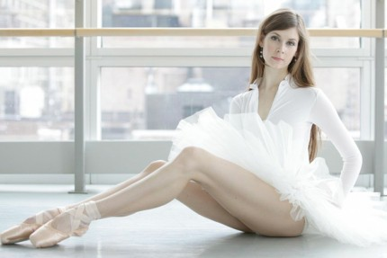 Mary Helen Bowers är Ballet Beautiful.