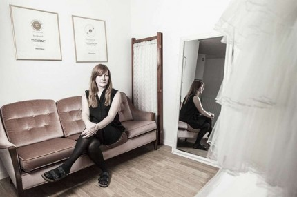 Matilda Olsson. Foto: Ylva Bergman