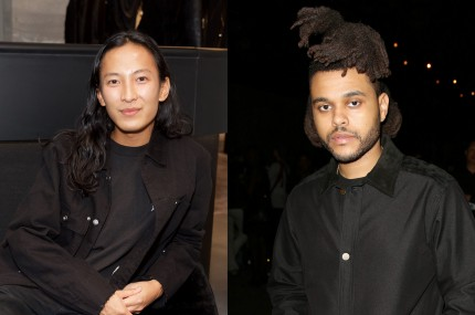 Alexander Wang The Weeknd