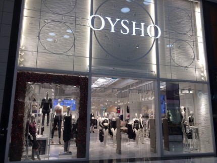 oysho mall of scandinavia