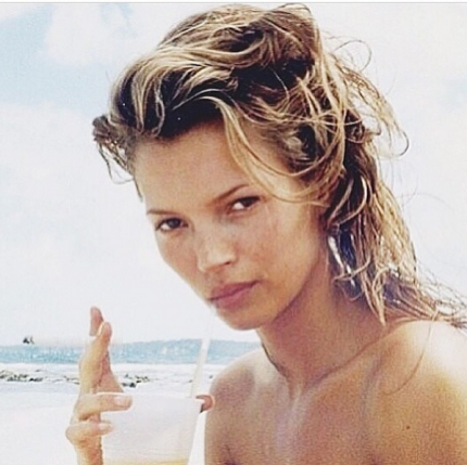 Kate Moss Instagram