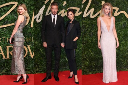 british fashion awards 2015 röda mattan
