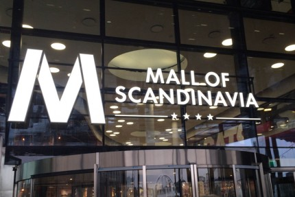 mall of scandinavia butiker