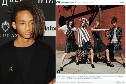 jaden smith louis vuitton ss16