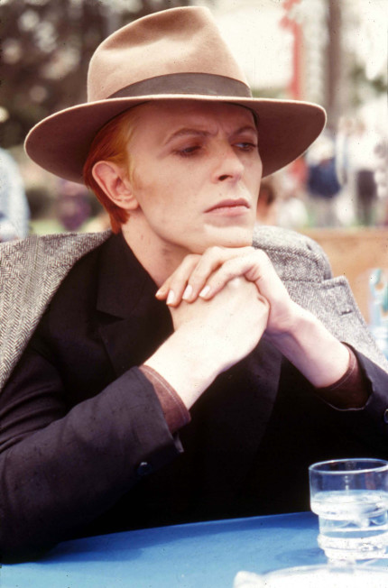 david bowie film
